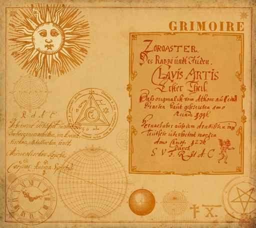 Conjuro de amor con el oráculo