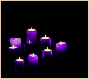velas purpura