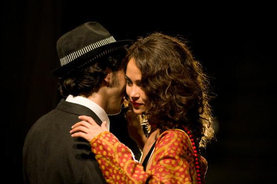 Conjuro de amor con la danza
