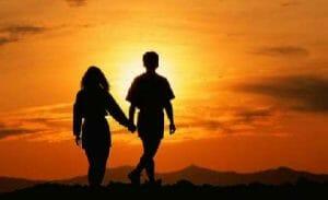 Hechizo de amor con la posición del Sol
