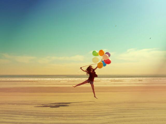 Amarre para que la alegría vuelva